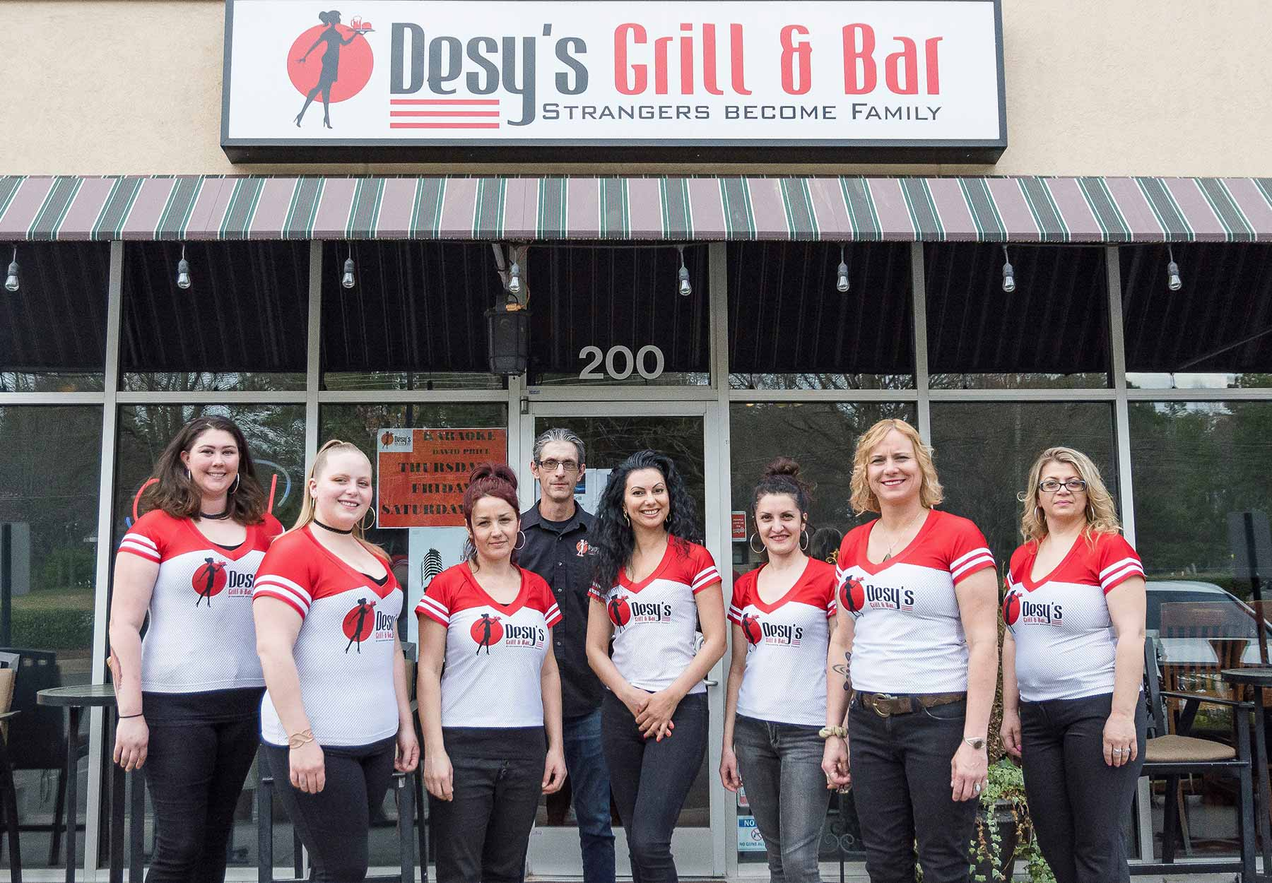 Desy's Grill and Bar